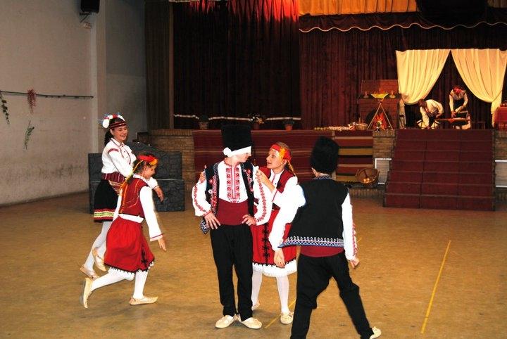 Espectaculo folclorico BODA BULGARA