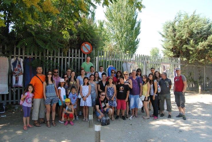 Segundo encuentro de los búlgaros en Madrid