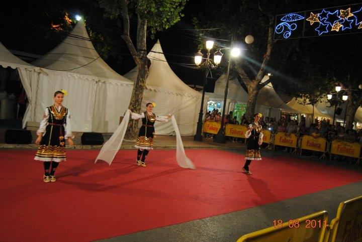 Feria de agosto, Xativa 2011