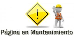 pagina-en-mantenimiento