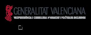 Logo IRPF a color Valencià